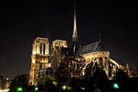 Cathedral of Notre Dame - Paris