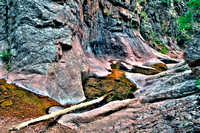 Punch Bowls at Queen's Canyon