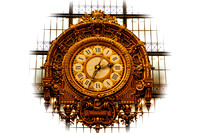 Clock - Museum D'Orsay (Paris)