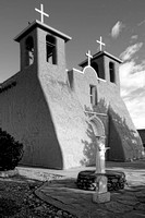 Mission S. Francisco de Asis. Taos, NM.