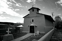 Mission S. Antonio de Padua. Cordova, NM.