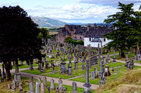 Cemetery - Church of the Holy Rude (Stirling)