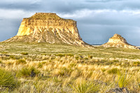 West and East Buttes - Pawnee National Grasslands, CO
