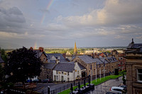 Rainbow over Stirling