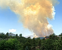 Waldo Canyon Fire 6-23-12