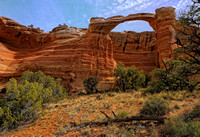 Arch in Rattlesnake Canyon